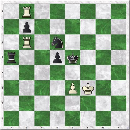Kramnik Vladimir - Gelfand Boris (63...Rxa5)