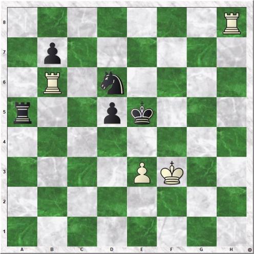 Kramnik Vladimir - Gelfand Boris (64.Rh8)