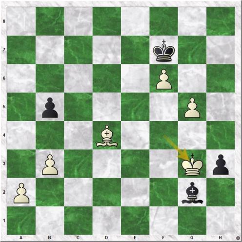Aronian Levon - Karjakin Sergey (58.Kg3)