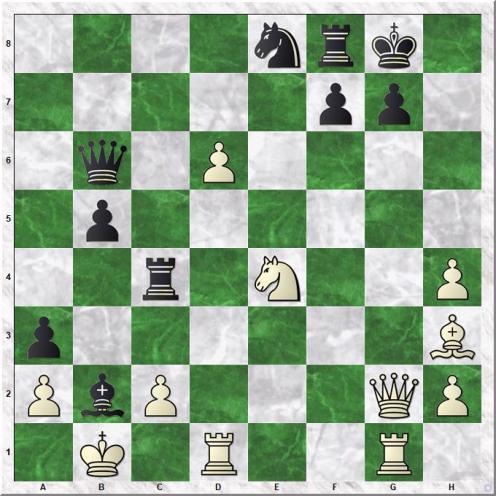 Aronian Levon - Nakamura Hikaru (29...Rc4)