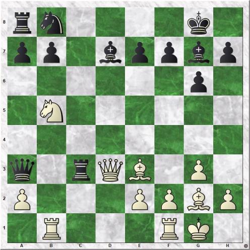 Yevseev Denis - Goganov Aleksey (16.Nb5)